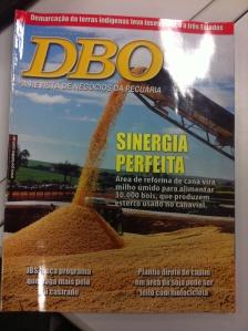 A edição de abril da revista DBO é o maior exemplo deste trabalho em grupo das 3 empresas que formam o Grupo Produção Coletiva. Anúnicos de Bimeda-Mogivet e Vétoquinol-Fagra e notícias da Nutron Alimentos.