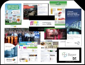 Eventos, vídeos, marketing de conteúdo, promoção, publicidade, fotografia e muito mais.