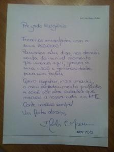 Que o excepcional José Carlos Teixeira Moreira nos desculpe, mas seu gesto não podia ficar restrito a nossa equipe.