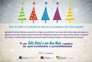 Cartao Natal 2013