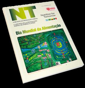 Capa da revista NT edição 16 com poster gentilmente cedido pela FAO em um brilhante trabalho da equipe da Produção Coletiva Press.